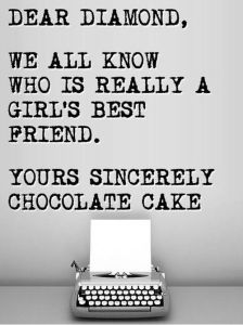 chocolate-cake-girls-best-friend-funny-quotes-sayings-pictures