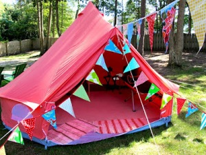 Suburban Camping Tent Pic 2