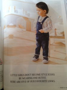 Are 0-3 year olds actually style icons?!